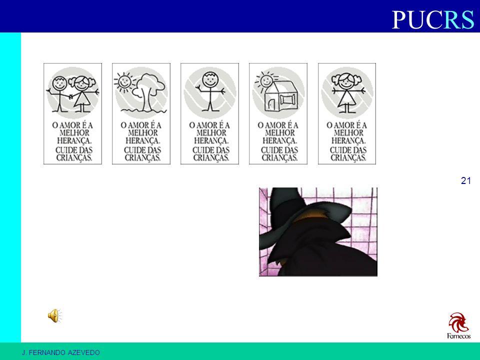 PUCRS J. FERNANDO AZEVEDO 21