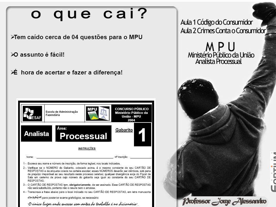 Direitos Básicos do CONSUMIDOR.