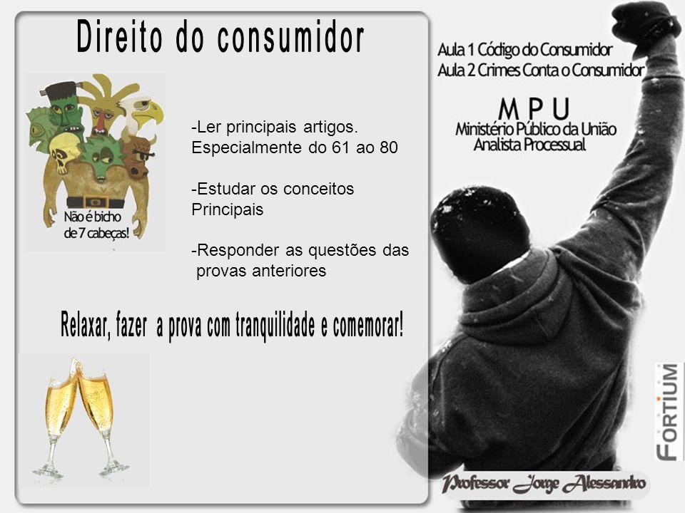 LEI Nº 8.078 - De 11 De Setembro De 1990 Regulamenta Normas De Proteção Do Consumidor Se aplica as relações de consumo São 109 artigos