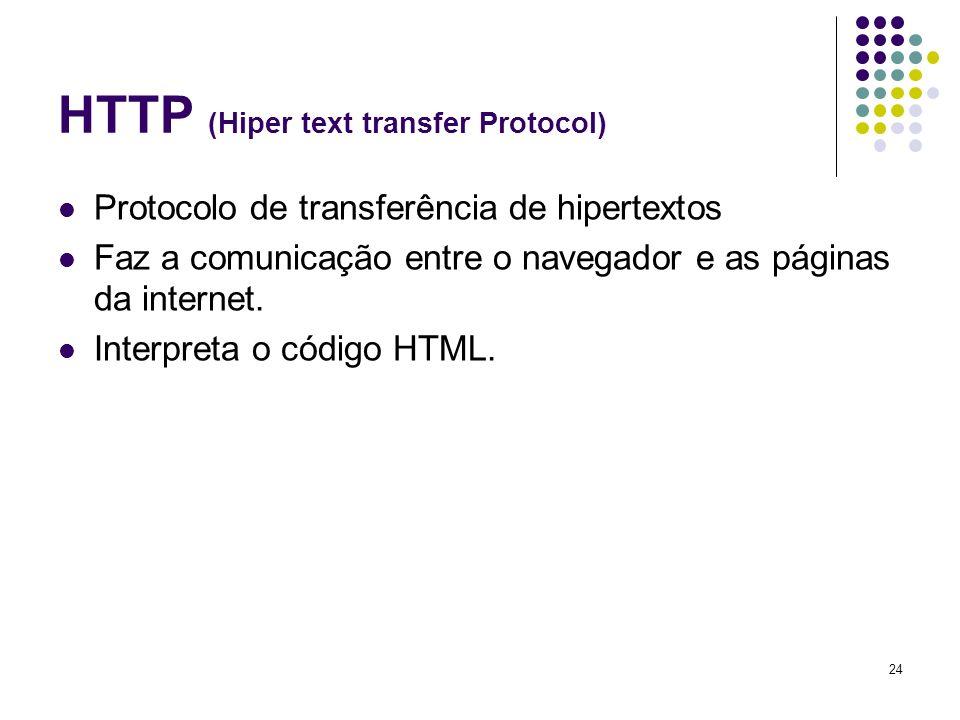 25 POP ou POP3 (Post office protocol ) IMAP ( Interactive mail access protocol) Protocolo de acesso a mensagens internet.
