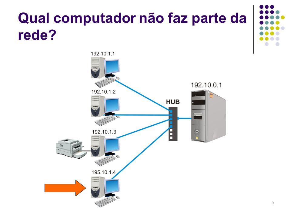 6 São as regras estabelecidas para haver uma comunicação entre os computadores de uma rede.