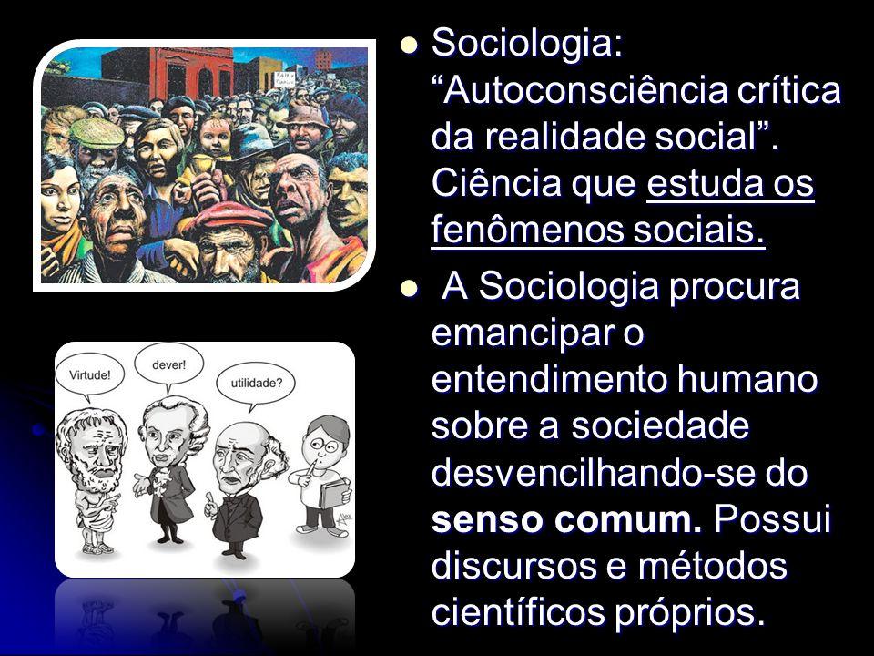 Comte ainda avaliou que a sociedade possuía dois movimentos principais: dinâmico e estático.