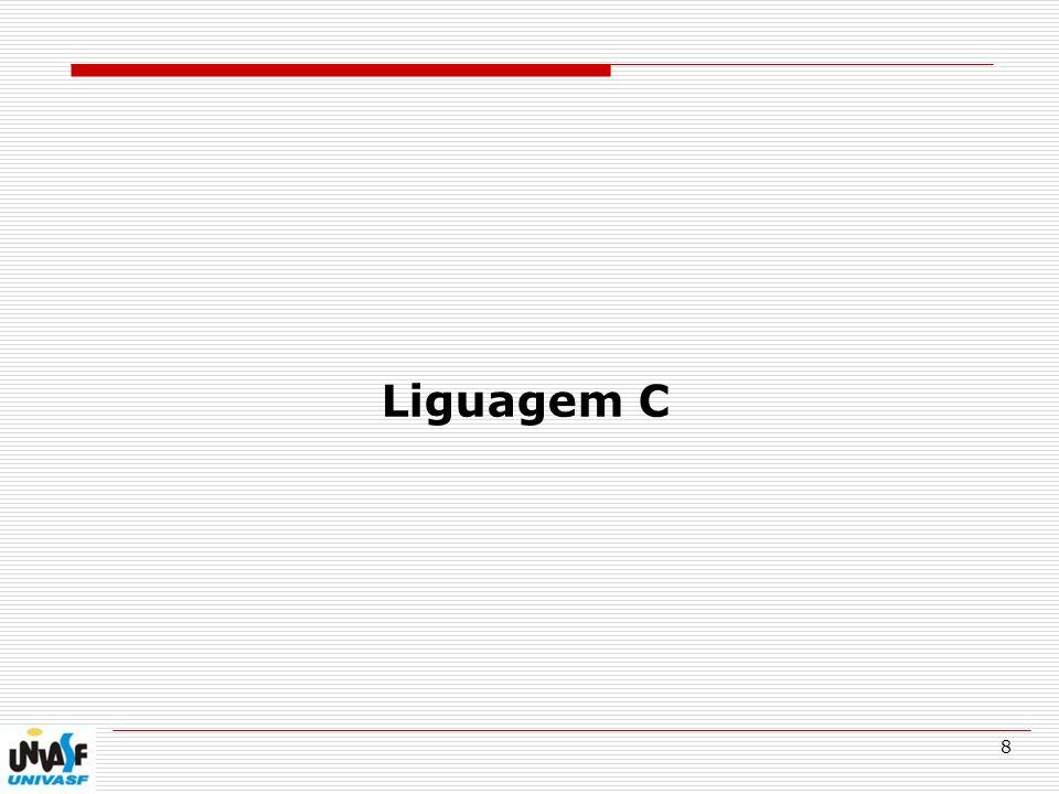 8 Liguagem C