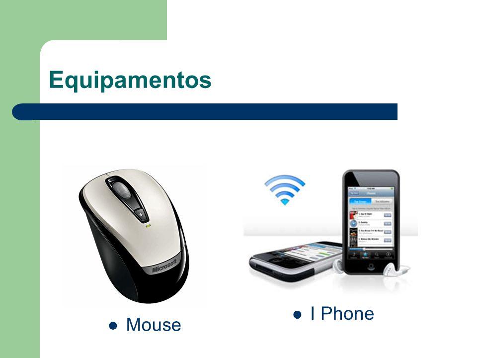 Equipamentos Mouse I Phone