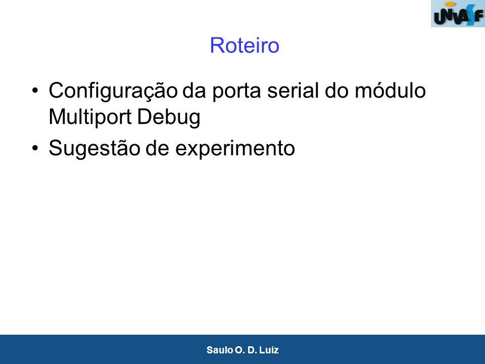 2 Saulo O. D.