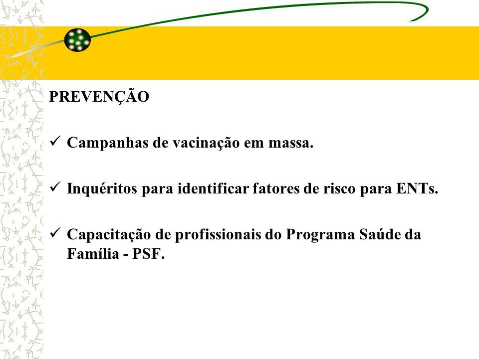 ASSISTÊNCIA PRIMÁRIA - Programa Saúde da Família – PSF.