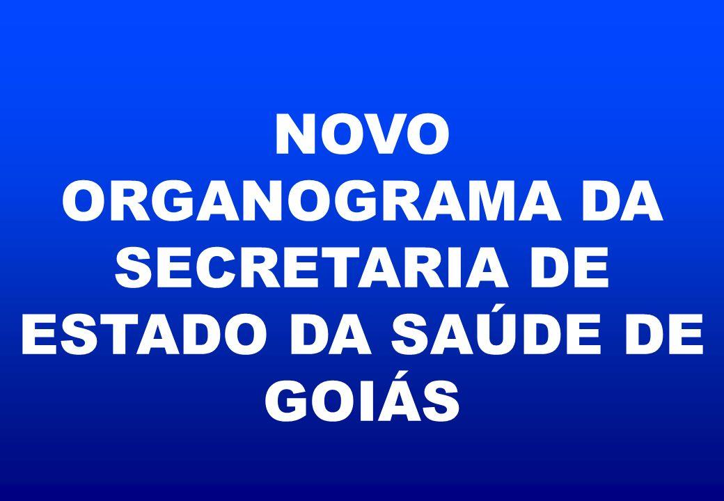 Gerência de Desenvolvimento das Unidades Assistenciais de Saúde Gerência da Central de Transplantes de Goiás Superintendência de Gerenciamento das Unidades Assistenciais de Saúde Gerência de Engenharia Clínica Gerência de Gestão de Riscos ORGANOGRAMA DA SUPERINTENDÊNCIA DE GERENCIAMENTO DAS UNIDADES ASSISTENCIAIS DE SAÚDE Unidades Assistenciais de Saúde da SES