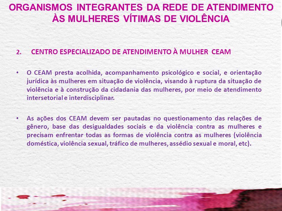 O QUE É A SUPEM? Superintendência de Políticas para as Mulheres, regulamentada pelo Decreto 7.387 de 28/06/2011. ORGANISMOS INTEGRANTES DA REDE DE ATE