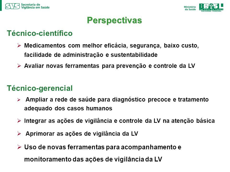 Perspectivas Técnico-científico Medicamentos com melhor eficácia, segurança, baixo custo, facilidade de administração e sustentabilidade Avaliar novas