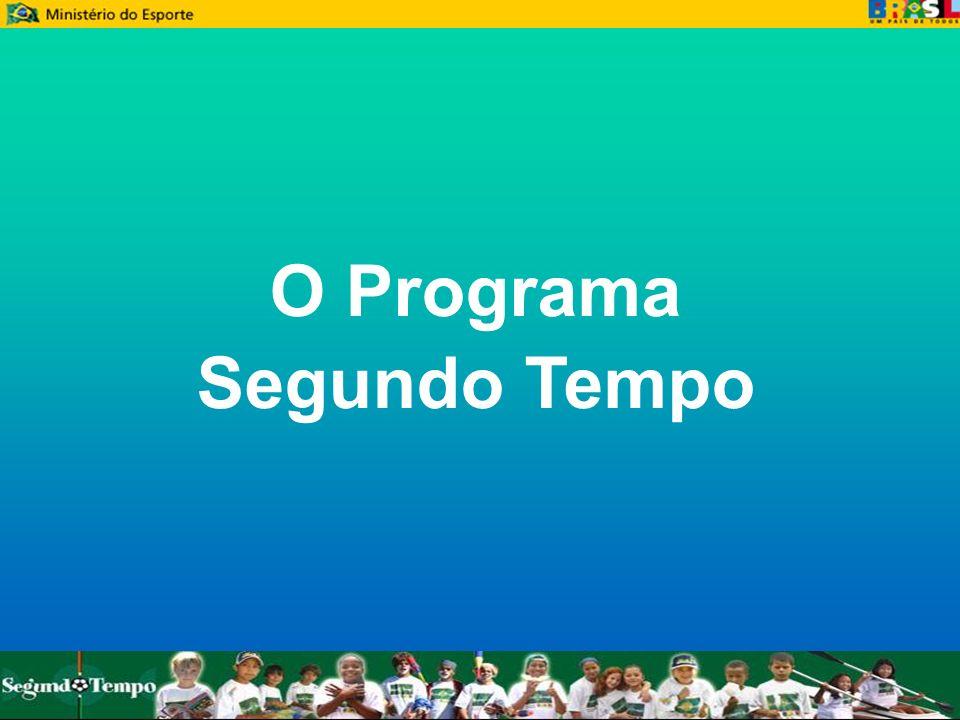 O Programa Segundo Tempo