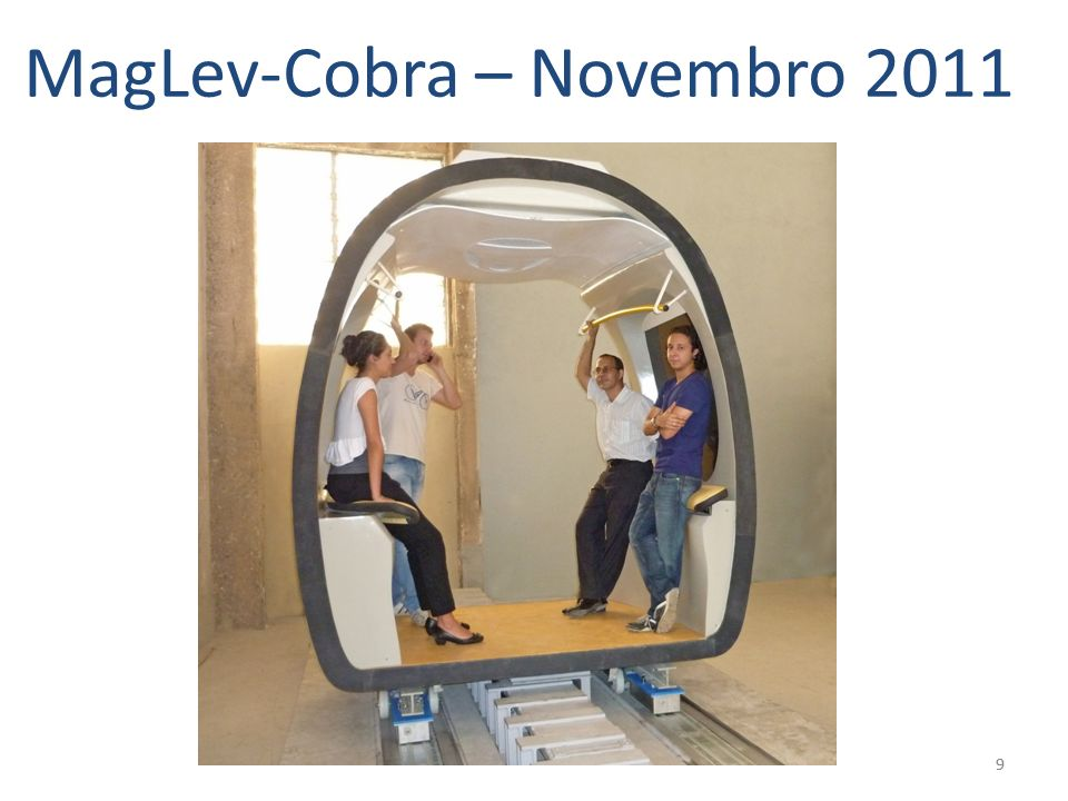 99 MagLev-Cobra – Novembro 2011