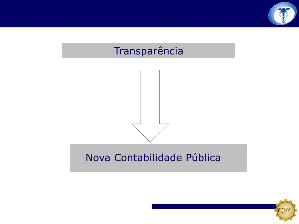 Transparência Nova Contabilidade Pública