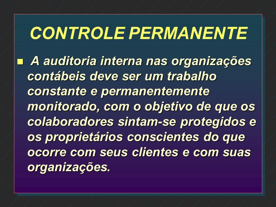 ELIMINAÇÃO DAS INCONFORMIDADES n Verificar se as inconformidades foram sanadas com os procedimentos sugeridos. n Sim – Dar continuidade; n Não – Anali