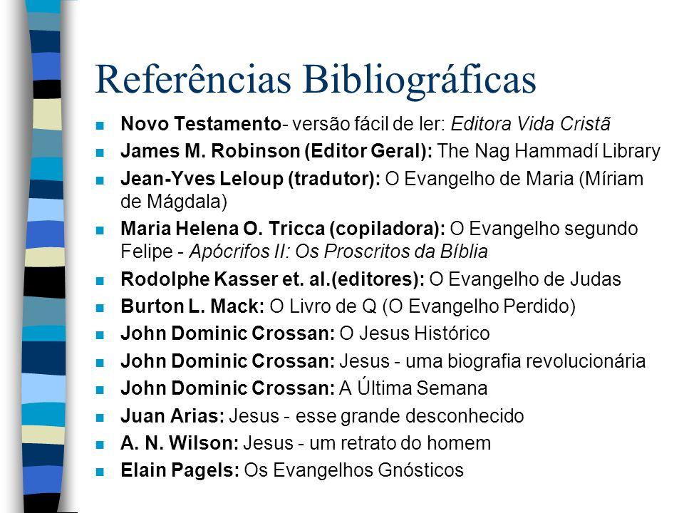 Referências Bibliográficas n E.M.