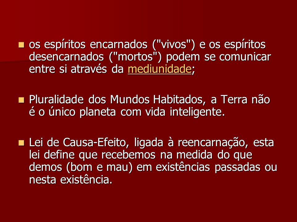 As Várias Divisões Do Espiritismo No Brasil A) Espiritismo Comum: Caracteriza-se pela utilização de práticas sociais, sem os elementos comuns às sessões mediunicas ou de terreiros.