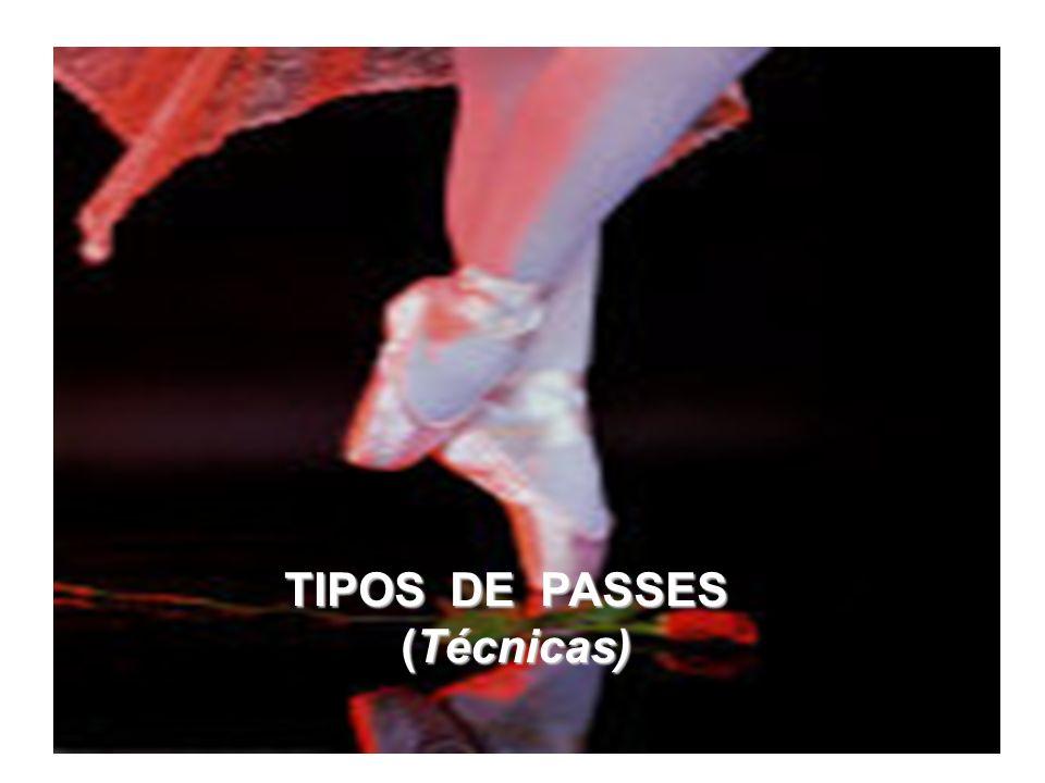 TIPOS DE PASSES TIPOS DE PASSES (Técnicas) (Técnicas)