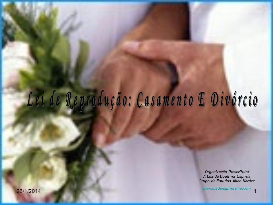 26/1/20141 Organização PowerPoint A Luz da Doutrina Espírita Grupo de Estudos Allan Kardec www.luzdoespiritismo.com www.luzdoespiritismo.com