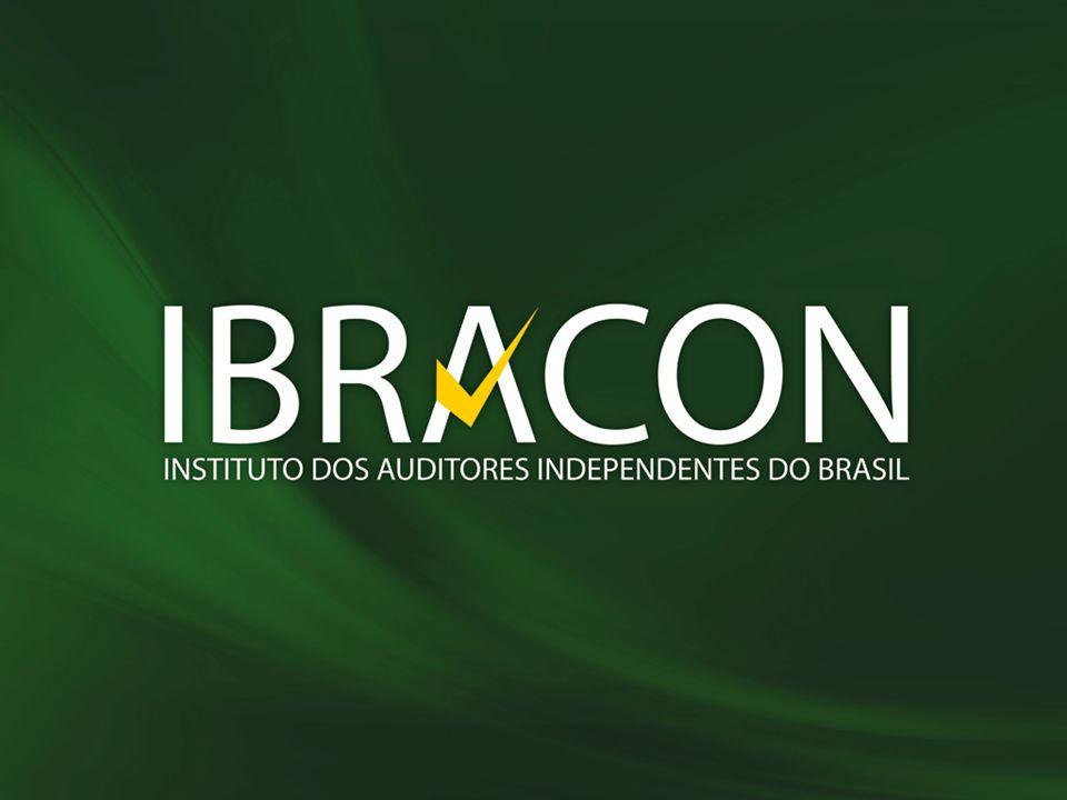 19º Congresso Brasileiro de Contabilidade Contabilidade para o Desenvolvimento Sustentável Normas Internacionais de Auditoria