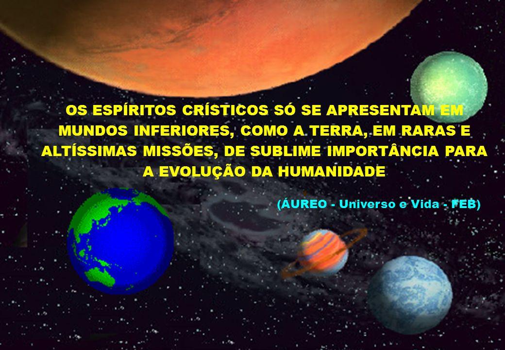 EVIDENCIA-SE A AÇÃO DO PLANO ESPIRITUAL SUPERIOR, NUM GIGANTESCO ESFORÇO DE PREPARAÇÃO PARA A VINDA DE JESUS CRISTO À TERRA.