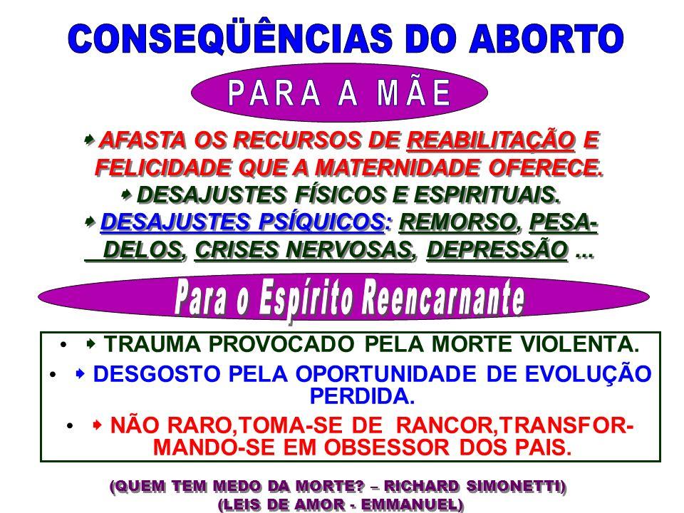 QUANDO O ABORTO É PERMITIDO ? QUANDO O ABORTO É PERMITIDO ? QUANDO A GRAVIDEZ OFERECE RISCO À VIDA DA MÃE. QUANDO A GRAVIDEZ OFERECE RISCO À VIDA DA M