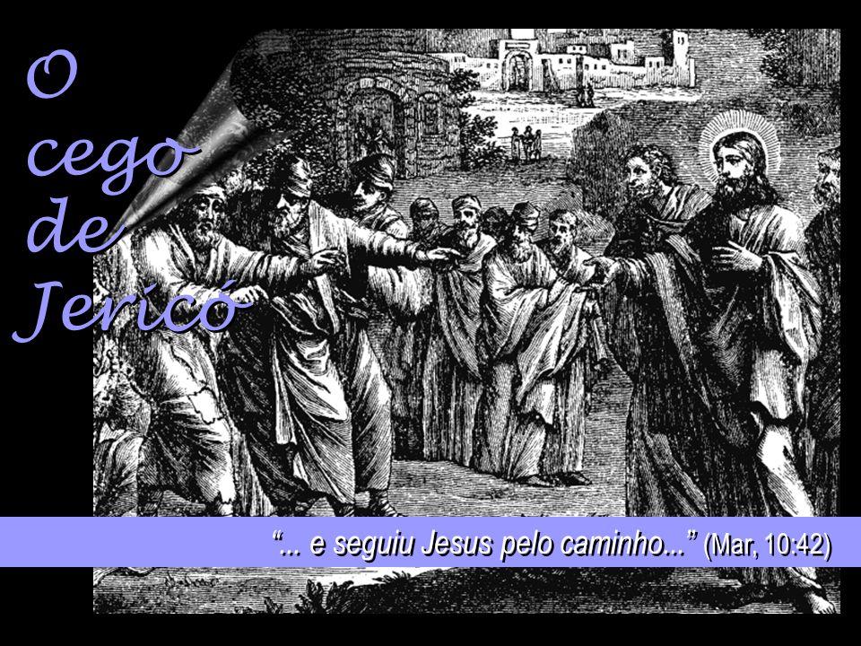 Os dez leprosos E um deles vendo que estava são, voltou... (Lc, 17:15)