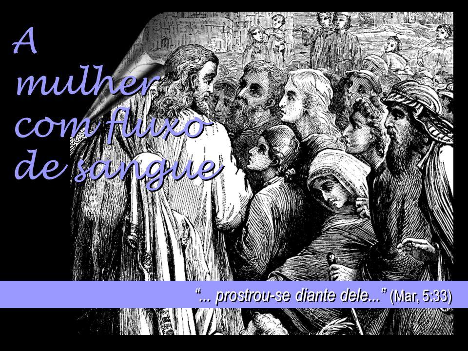 O cego de Jericó... e seguiu Jesus pelo caminho... (Mar, 10:42)