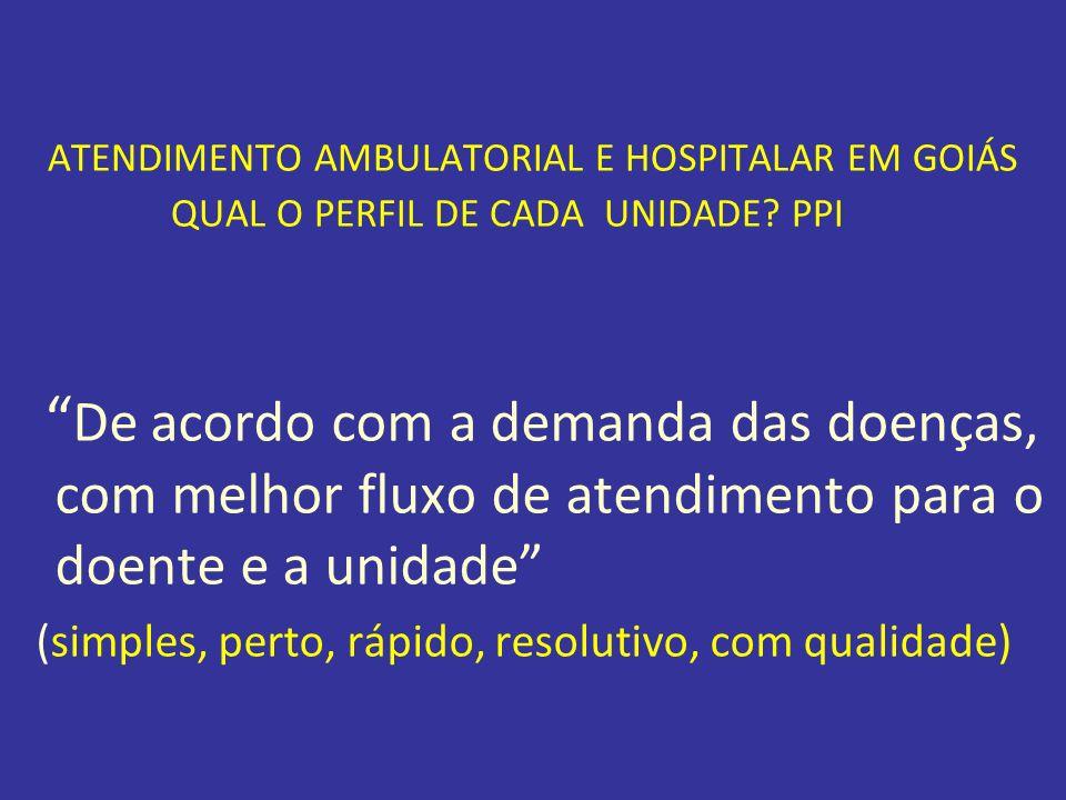 IMPORTÂNCIA DO LEITO DE ESTABILIZAÇÃO Acompanhamento da necessidade pelos leitos de estabilização e não pela UTI; Regulação 100%/leitos/urgência; Objetivo principal: Disponibilização de leitos a TODOS pacientes que necessitem de leitos de UTI no Estado de Goiás.