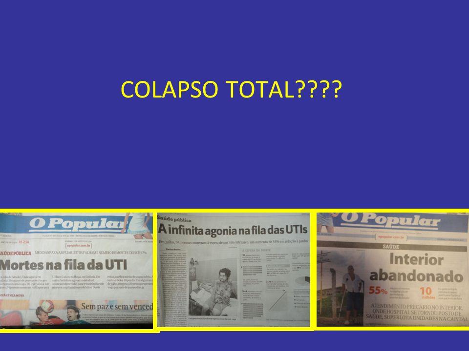 COLAPSO TOTAL????