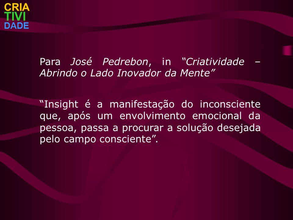 James Webb Young, in Como Criar Idéias, Ed.