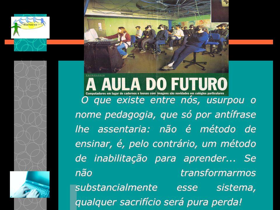 Ferramentas e tipos de cursos Material midiático – didático: Folha de São Paulo de 09/04/2006 Mídias mais utilizadas (SANCHEZ, 2006) MídiaInstitruições% do total Impresso5284 E-Learning3963 Televisão1423 Vídeo2439 Rádio23 CD-Rom3556 Outros1118