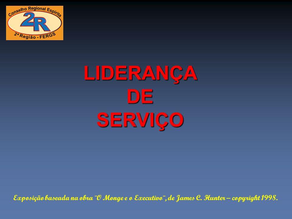 POSTURA DO COLABORADOR ESPÍRITA EQÜANIMIDADE Remove o hábito da discriminação entre amigos e inimigos.