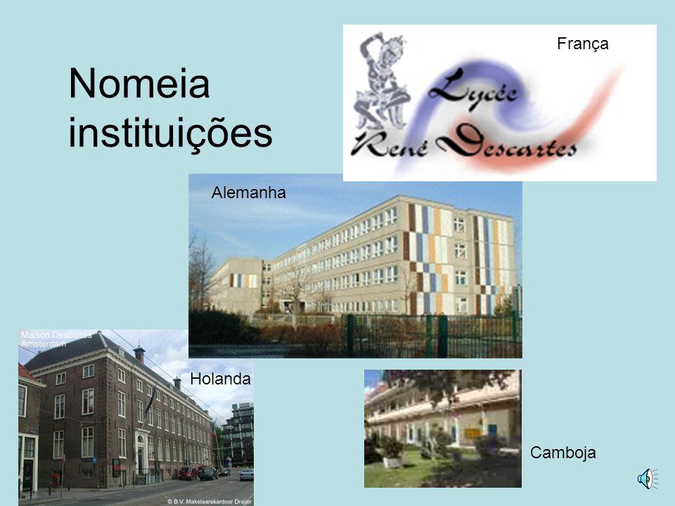 Nomeia Premiações Internacionais