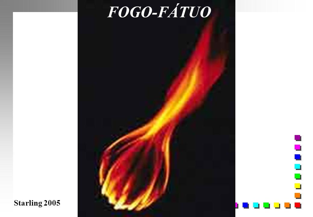 Starling 2005 FOGO-FÁTUO