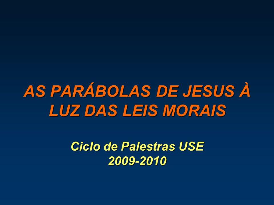 PARÁBOLA DO SEMEADOR