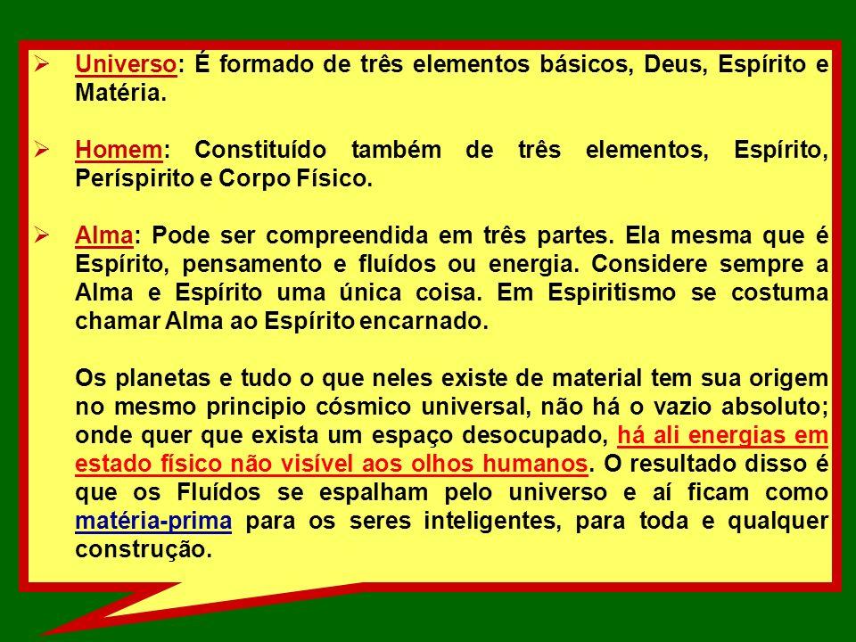IDÉIAS PRINCIPAIS Ideoplastia (Do Grego Ideo+Plasto+Ia= Modelagem Da Matéria Pelo Pensamento (...)).