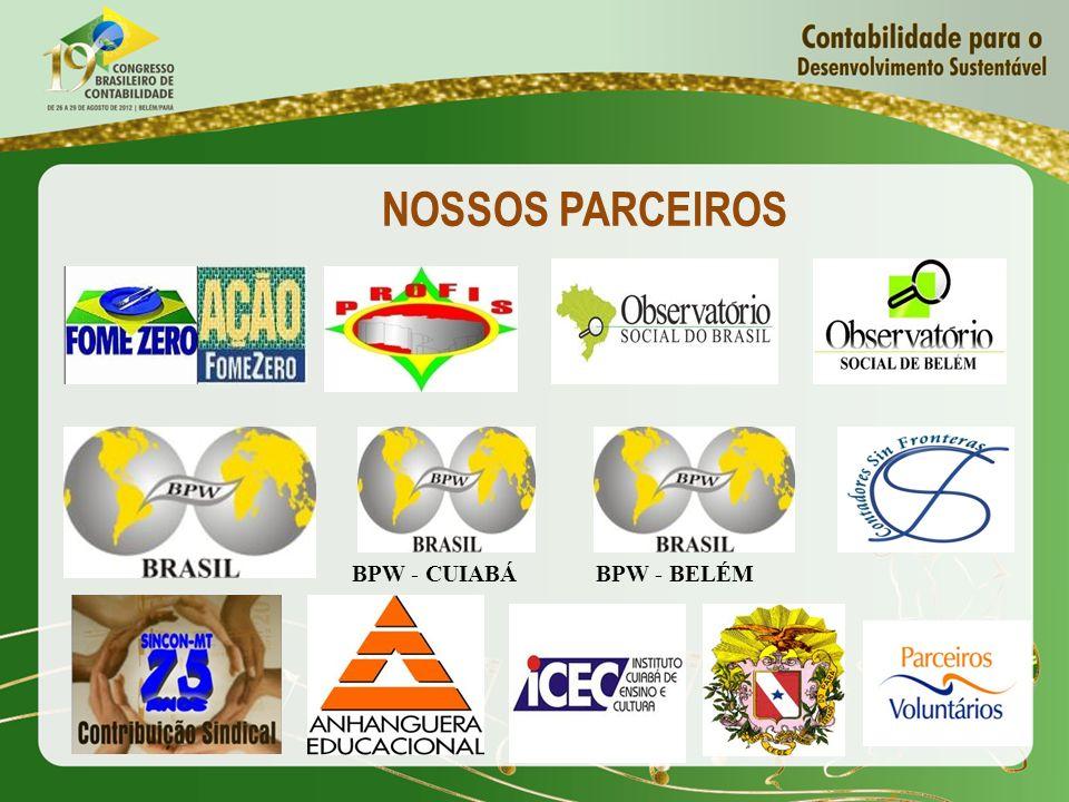 NOSSOS PARCEIROS BPW - CUIABÁBPW - BELÉM