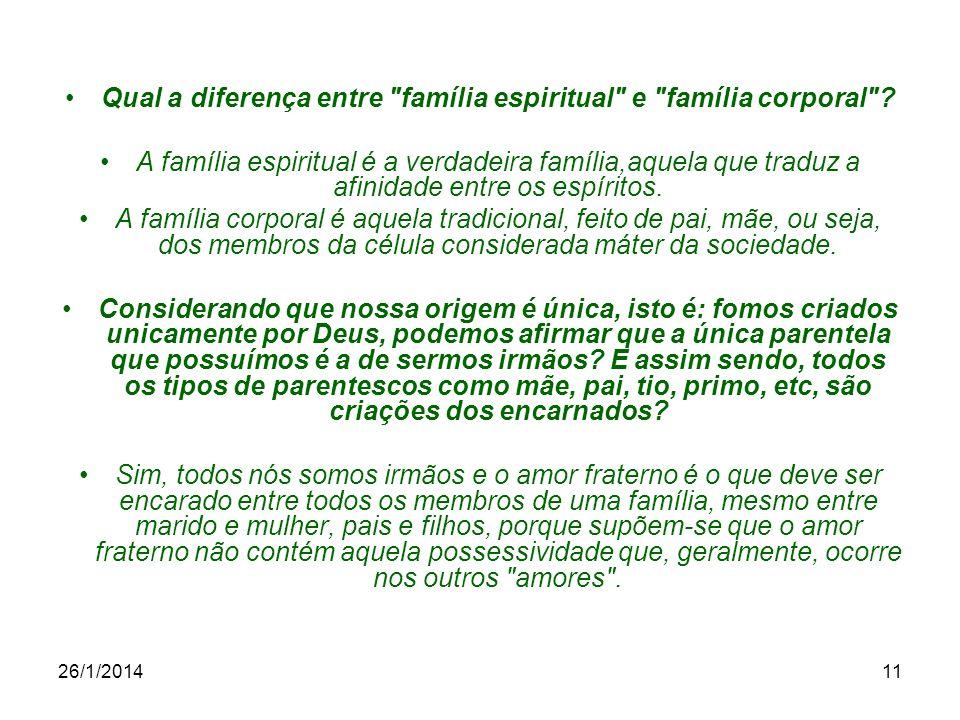 26/1/201411 Qual a diferença entre