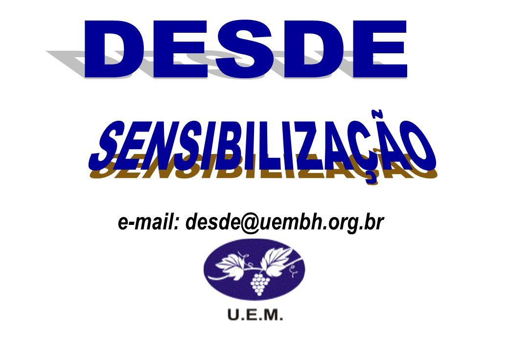 e-mail: desde@uembh.org.br