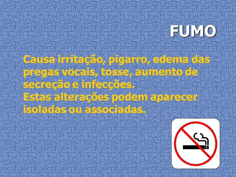 Influências Na Voz DROGASDROGAS Maconha- O papel utilizado possui muitas toxinas, e não há filtro.