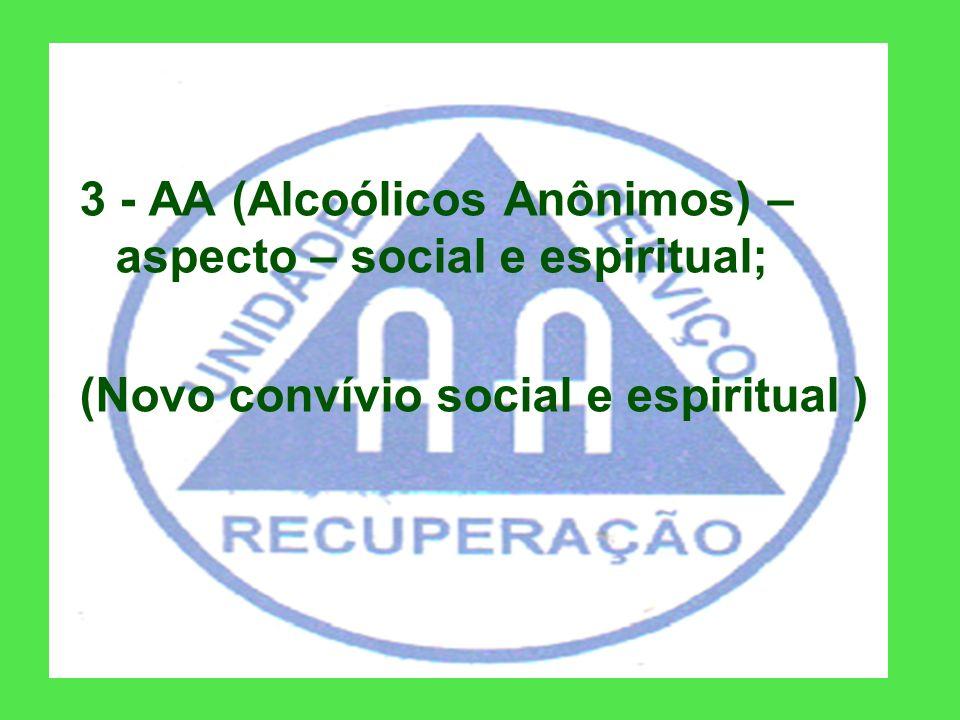 2 - Psicólogo – aspecto psico, emocional e social; (tratamento psicossocial)