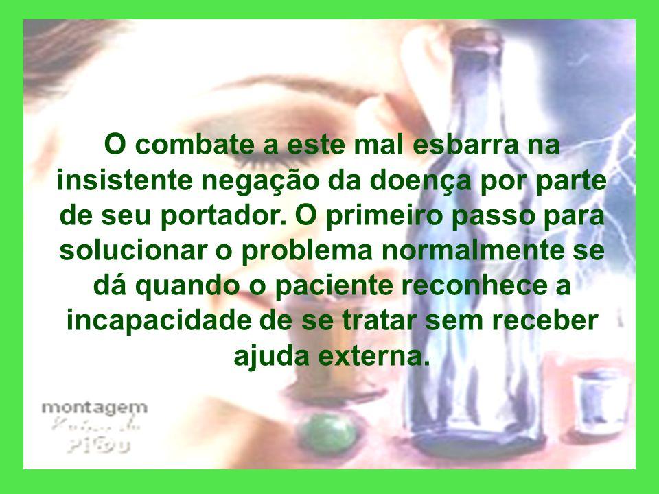 Responsável por 10% de todas as mortes no Brasil, o alcoolismo é uma doença crônica que, além de causar sérios problemas de saúde e enormes prejuízos