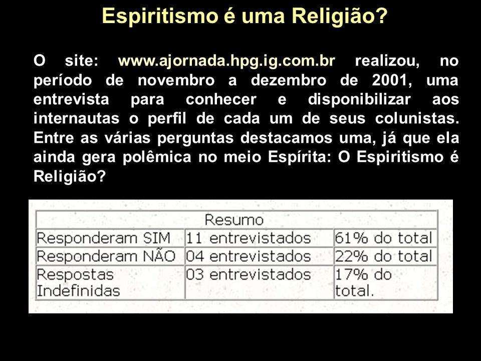 O site: www.ajornada.hpg.ig.com.br realizou, no período de novembro a dezembro de 2001, uma entrevista para conhecer e disponibilizar aos internautas