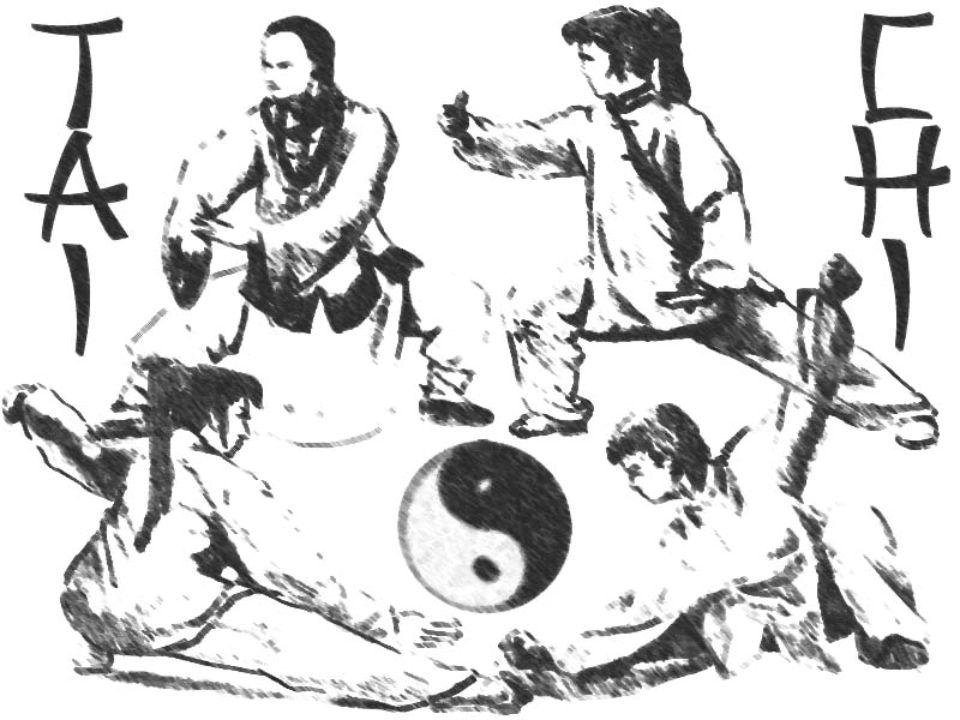 Tai o maior; Chi supremo; Chuan punho, soco.