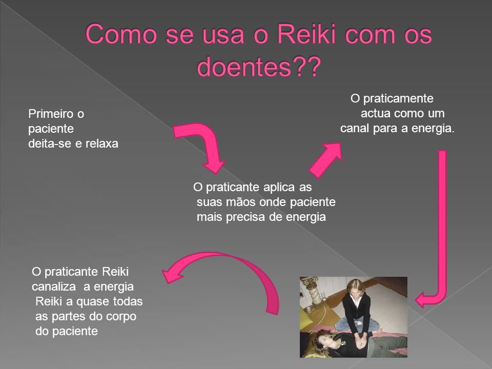 O Reiki é considerado complementar a qualquer tratamento convencional.