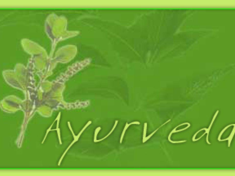 Ayurveda Como se usa a Ayurveda com os doentes.