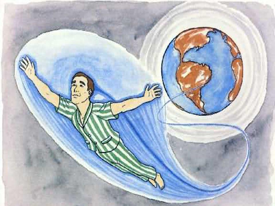 Não nos lembramos dos sonhos, em grande parte, devido à influência da matéria pesada e grosseira, que limita as nossas possibilidades.