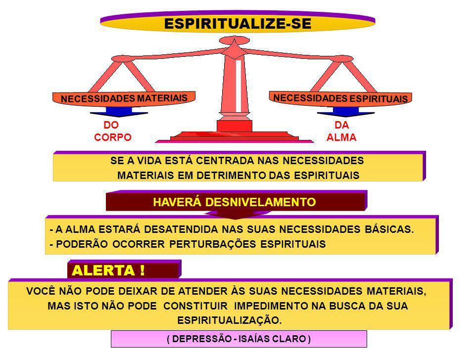 - REFLITA SEMPRE NA TRANSITORIEDADE DA POSSE DOS BENS MATERIAIS.