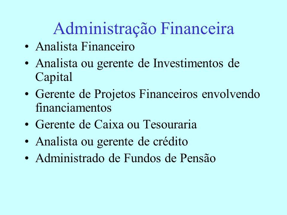Serviços Financeiros Analistas de Crédito a bancos e outras instituições financeiras Consultores Financeiros a indivíduos Corretores de títulos e inve