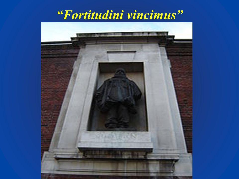 Fortitudini vincimus