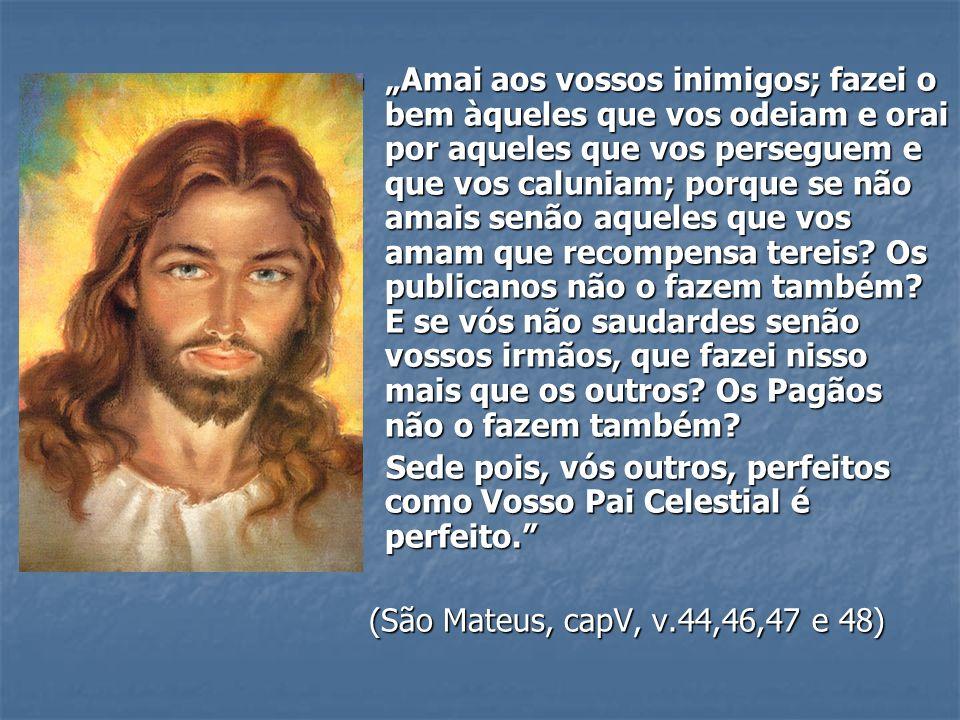 AMOR AMOR caridade Alegria sã piedade mansidão perdão Caridade desinteressada fé paciência indulgência bondade